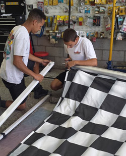 RV Awning Repair