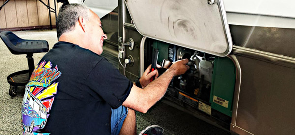 Oil Changes for Your Chassis & Generator - Southwest RV